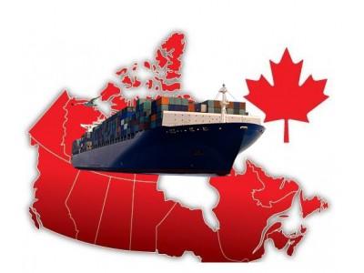 鑫鲲鹏加拿大温哥华海运UPS专线18-20个工作日提取。只要交货立减0.5元/KG